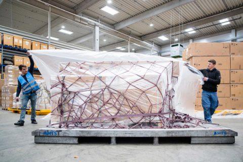 Airporthandling und Frachtabfertigung - Flughafen München - MUC Cargo